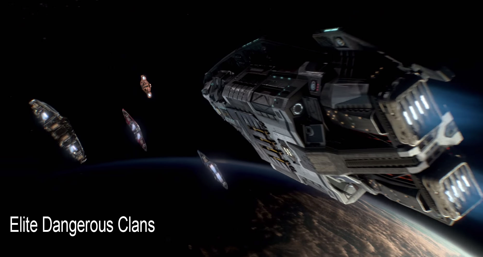 Elite Dangerous Clans