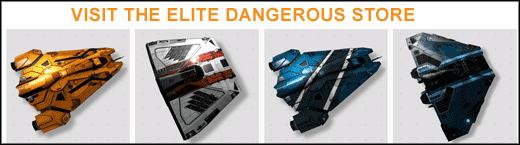 Elite Dangerous Store