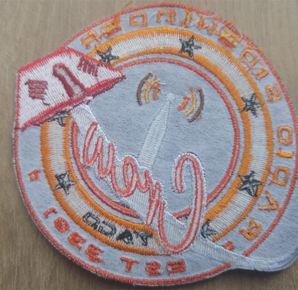 back of patch